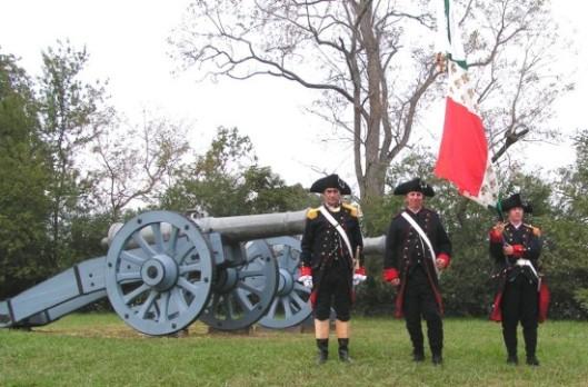 auxonne artillery