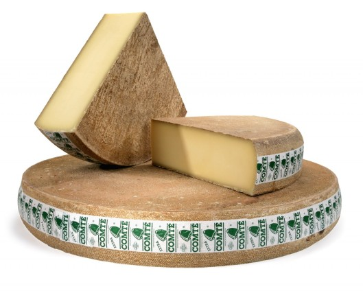 Comte cheese, the goal of our four-day quest